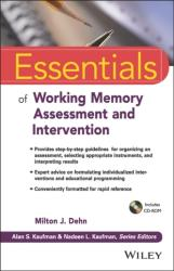 Essentials of Working Memory Assessment and Intervention (2015)