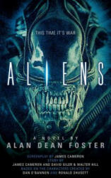 Aliens: The Official Movie Novelization (2014)
