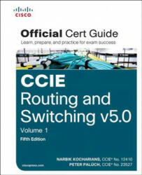CCIE Routing and Switching V5.0 Official Cert Guide, Volume 1 (2014)