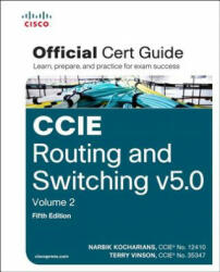 CCIE Routing and Switching V5.0 Official Cert Guide, Volume 2 (2014)