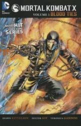 Mortal Kombat X (2015)