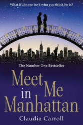 Meet Me In Manhattan - Claudia Carroll (2015)