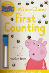 Peppa Pig: Practise with Peppa: Wipe-Clean First Counting - Peppa Pig (2015)