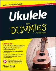 Ukulele For Dummies - A. Wood (2015)