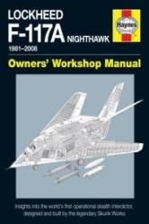 LOCKHEED F 117 NIGHTHAWK STEALTH FIGHTER (2015)