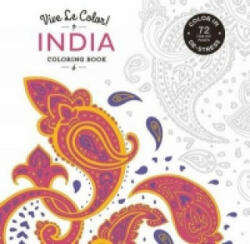 India Coloring Book - Abrams Noterie (2015)