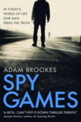 Spy Games - Adam Brookes (2016)