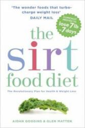 Sirtfood Diet - Aidan Goggins (2016)
