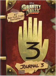 Gravity Falls Journal 3 - Alex Hirsch, Rob Renzetti, Stephanie Ramirez (2016)