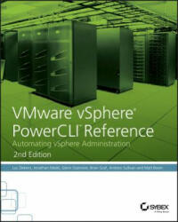 VMware vSphere PowerCLI Reference - Luc Dekens, Alan Renouf (2016)