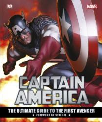 CAPTAIN AMERICA THE ULTIMATE GUI (2016)