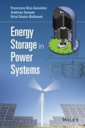 Energy Storage in Power Systems (2016)