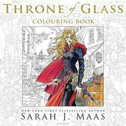 Throne of Glass Colouring Book (2016)