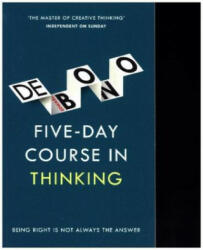 Five Day Course in Thinking (2016)
