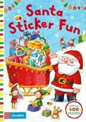 Santa Sticker Fun (2016)