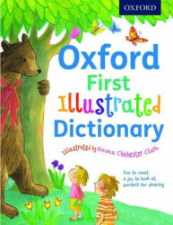 Oxford First Illustrated Dictionary - Andrew Delahunty (2016)