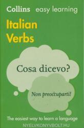 Collins Easy Learning Italian Verbs (2016)