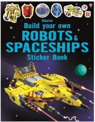 Build Your Own Robots and Spaceships Sticker Book (2015)