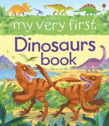 My Very First Dinosaurs Book (2016)