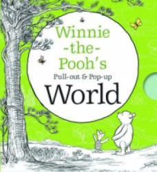 Winnie-the-Pooh's Pull-out and Pop-up World - Egmont Publishing UK (2016)