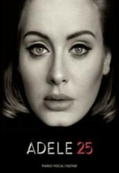 Adele 25 Pvg Bk (2015)