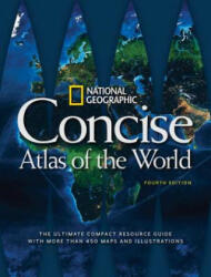 National Geographic Concise Atlas of the World (2016)