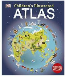 Children's Illustrated Atlas (2016)