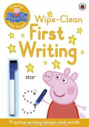 Peppa Pig: Practise with Peppa: Wipe-Clean First Writing - Peppa Pig (2016)
