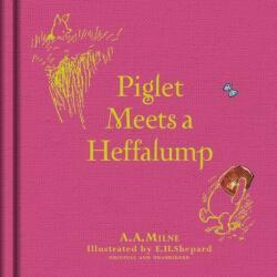 Winnie-the-Pooh: Piglet Meets a Heffalump (2016)
