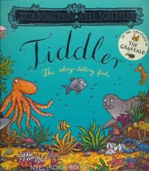 Tiddler - Julia Donaldson (2016)