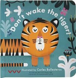 Don't Wake the Tiger, Board book (2016)