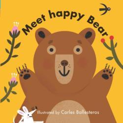 Meet Happy Bear - Carles Ballesteros (2016)