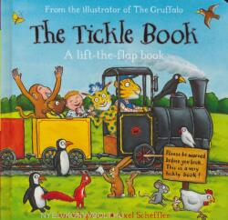 Tickle Book - Ian Whybrow (ISBN: 9781509806973)