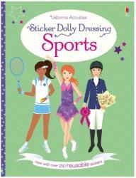 Sticker Dolly Dressing Sports - Fiona Watt (2016)