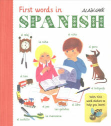 First Words in Spanish - Alain Gree (2016)