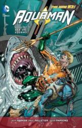 Aquaman, Volume 5: Sea of Storms (2015)