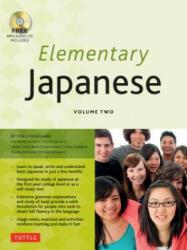 Elementary Japanese - Yoko Hasegawa (2015)