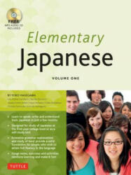 Elementary Japanese, Volume One (2015)