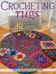 Crocheting Rugs - Nola A. Heidbreder (2015)