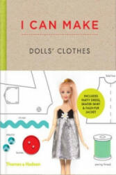 I Can Make Dolls' Clothes - Louise Scott-Smith (2015)