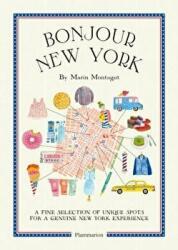 Bonjour New York - Marin Montagut (2015)