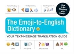 Emoji-To-English Dictionary - Adams Media (2015)