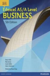 Edexcel AS/A Level Business (2015)