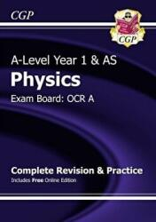 New 2015 A-Level Physics: OCR A Year 1 & AS Complete Revision & Practice with Online Edition (2015)
