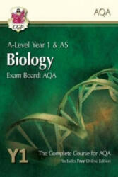 New 2015 A-Level Biology for AQA: Year 1 & AS Student Book with Online Edition (2015)