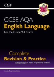 New GCSE English Language AQA Complete Revision & Practice - For the Grade 9-1 Course (2015)