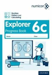 Numicon: Number, Pattern and Calculating 6 Explorer Progress Book C (2016)