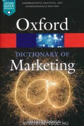 Oxford Dictionary of Marketing 4th Edition (2016)