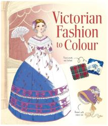 Victorian fashion to colour (2016)
