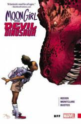 Moon Girl And Devil Dinosaur Vol. 1: Bff - Amy Reeder (2016)
